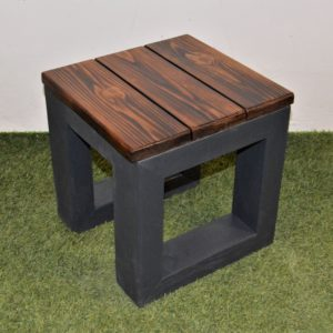 Mud Kitchen Childrens stool